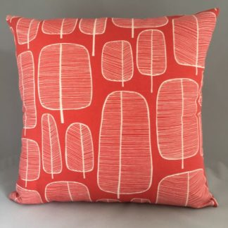 Red filled Cushion